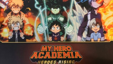 Boku no Hero the Movie 2: Heroes:Rising