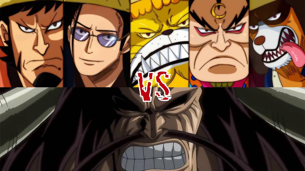 Spoiler One Piece 986 Indonesia Para Akazaya Melawan Kaido Anime Saku