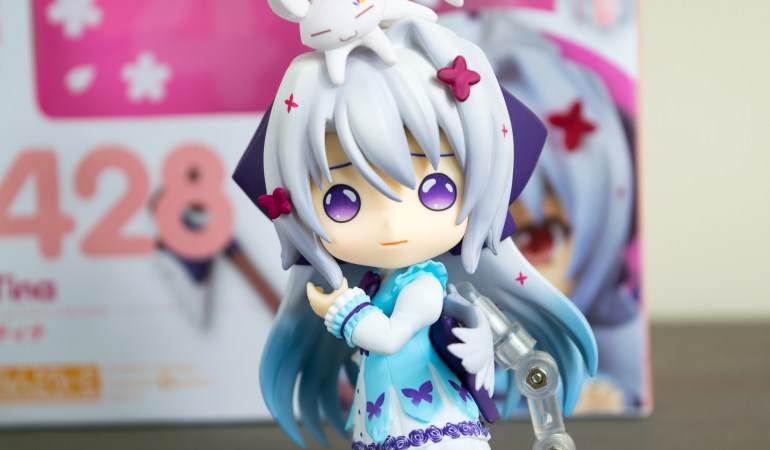 Anime Figure Review: Nendoroid #428 Tina