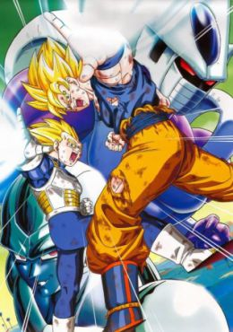 Dragon Ball Z Pelicula 06: El regreso de Cooler