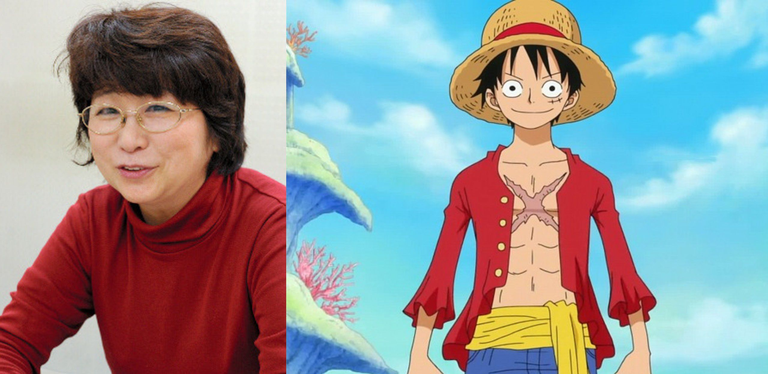 """Special guests, one piece voice actors mayumi tanaka (""""monkey d. One Piece Luffy S Voice Actress Is Scared Of Dying Before The Anime Ends Anime Sweet"""