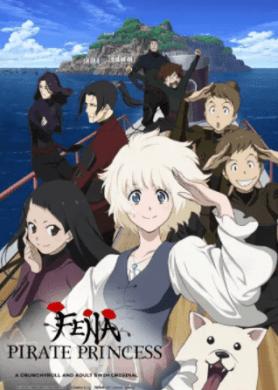 انمي Kaizoku Oujo الحلقة 6 مترجمة اون لاين