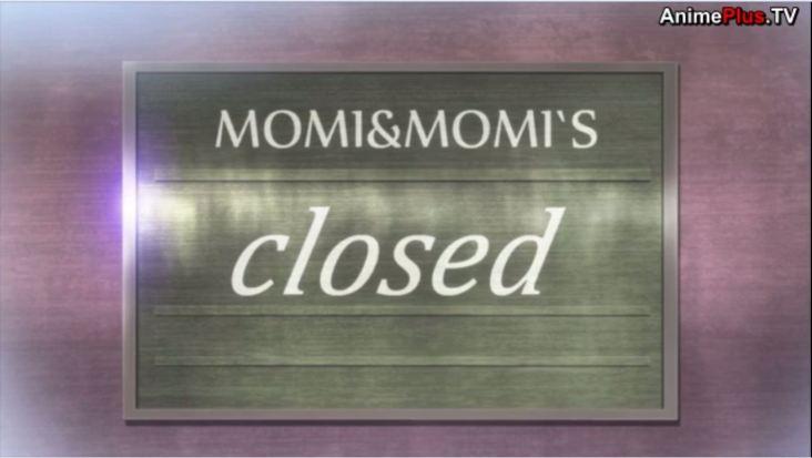 Aww it's closed
