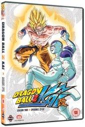 Dragon Ball Z Kai: Dragon Ball Z Kai Season 2 (DVD)