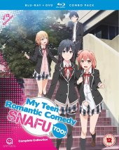 My Teen Romantic Comedy SNAFU TOO! Review