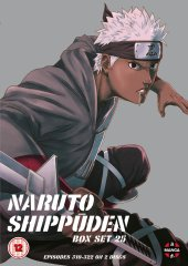 Naruto Shippuden Box Set 25 Review