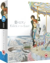 Eden of the East – Complete Collection Review