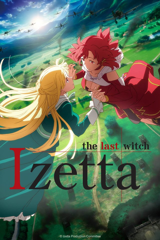 izetta-the-last-witch-anime