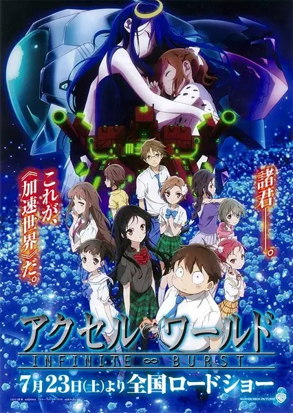 Accel World: Infinite∞Burst BD