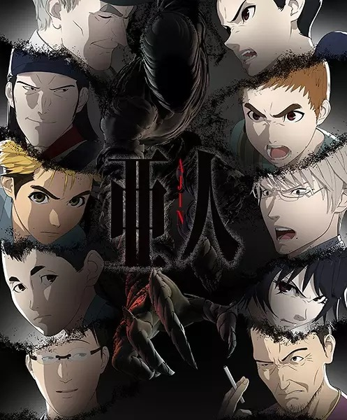 Ajin 2nd Season BD Batch