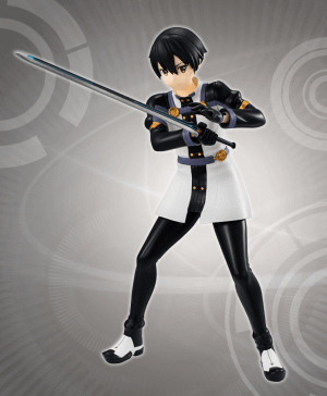 Sword Art Online - Ordinal Scale Kirito Figure