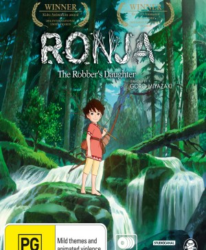 Ronja the Robbers Daughter