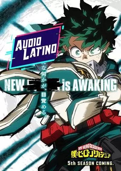 Boku no Hero Academia Temporada 5 Latino