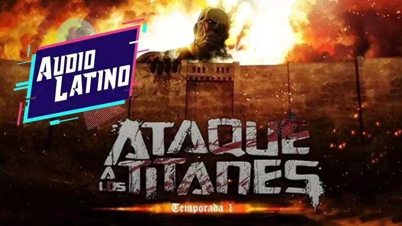 Ataque a los Titanes Latino