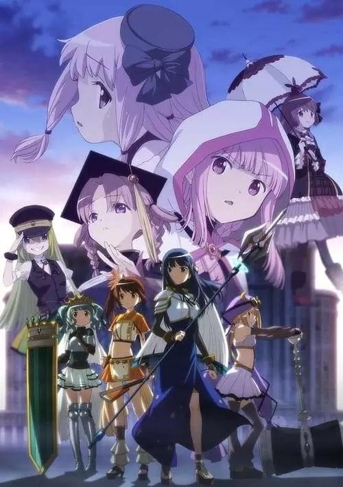 Magia Record Mahou Shoujo Madoka Magica Gaiden Temporada 2