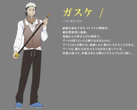 Gasquet (CV: Akimoto Yousuke)