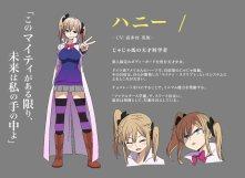 Honey (CV: Kitamura Eri)