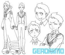 Geronimo (CV: Saitou Chiwa)