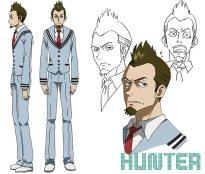 Hunter (CV: Yasumura Makoto)