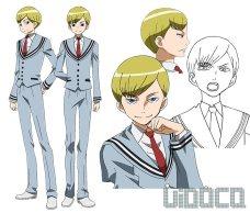 Vidocq (CV: Ishida Akira)