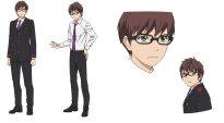 Kazuma (CV: Fukuyama Jun)