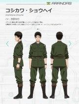 CV: Yoshino Hiroyuki