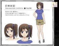 CV: Uchiyama Yumi