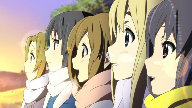 k-on-girls