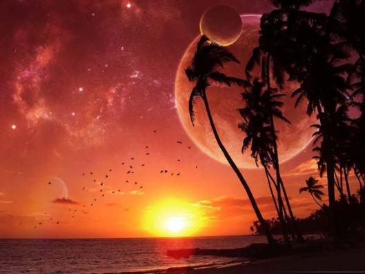 alien-planet-sunrise