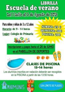 Escuela Municipal de Verano Librilla