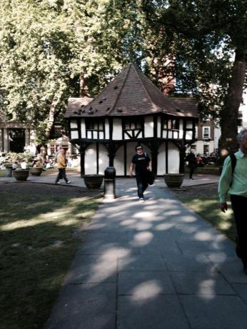 London Soho Square Little House