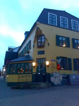 reykjavik restaurant