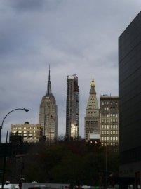 New York Sky Scrappers
