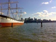 NY Sail boat