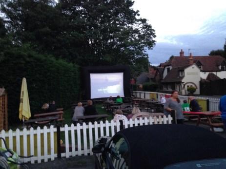 Pud Outdoor Cinema Epping