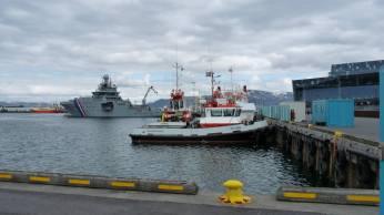 Boaty McBoatiface Jnr Reykjavik