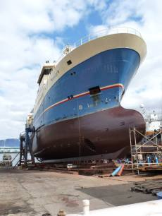 Dry Dock Boat Iceland