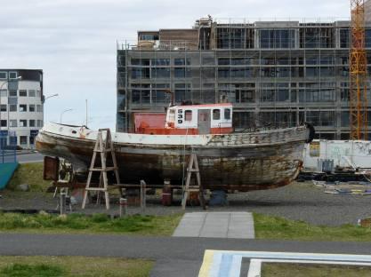 Dry Dock Reykjavik
