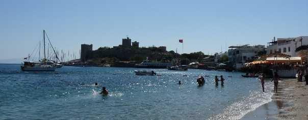 Bodrum Sea Side