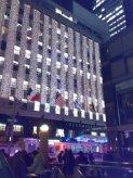 Flags Christmas Lights NY