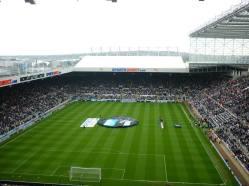Newcastle Football Stadium