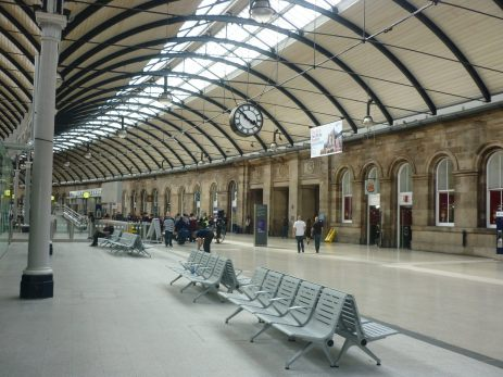 Train Station Newcaslte