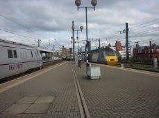 Trains Newcastle Station