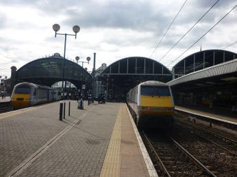 Newcastle East Coast Trains
