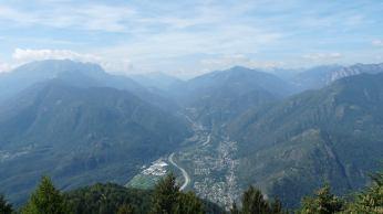 Locanrno Mountains