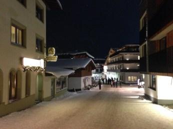St Anton Town