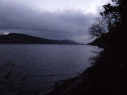 Loch Ness Evening