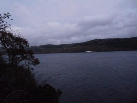 Loch Ness Dusk