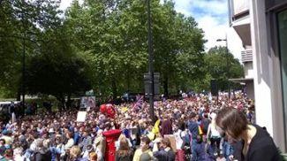 March For Europe - EU London