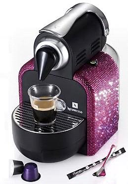 Un café qui étincelle !